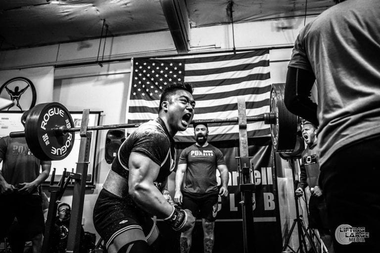 Michael Estrella Sets Up a PR 700 Pounds Deadlift Just Days After Breaking The World Record