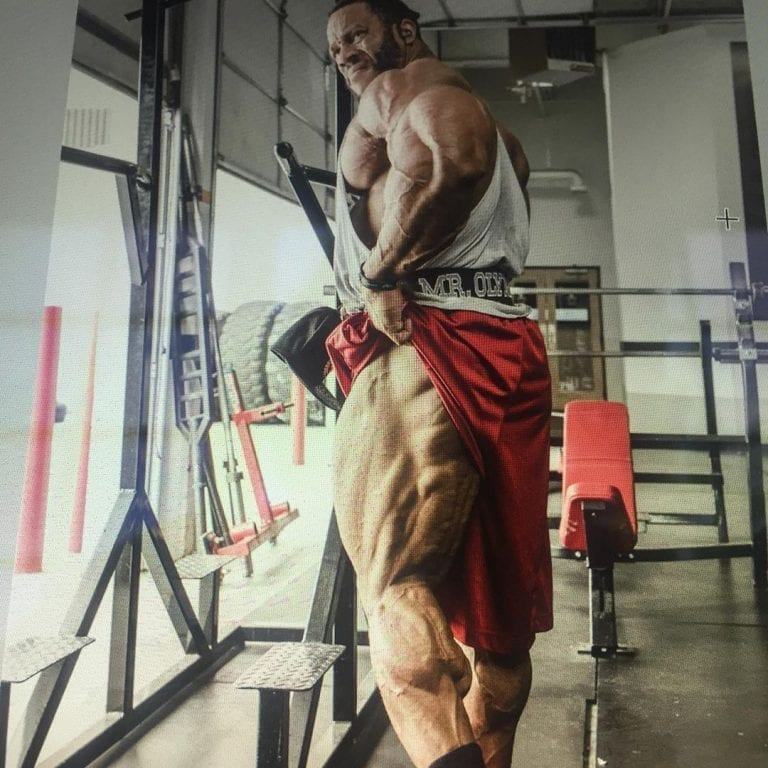 Phil Heath Will Not Be Competing In 2019 Olympia