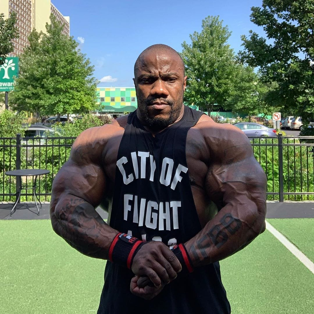Charles Griffen Can Become 2020 Mr Olympia