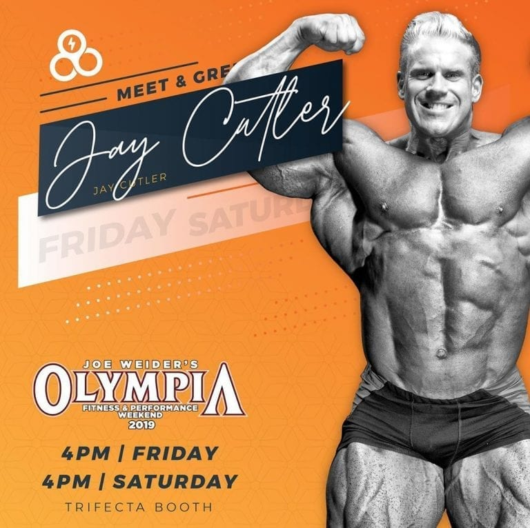 Watch New Predictions On 2019 Mr. Olympia Winners By Jay Cutler