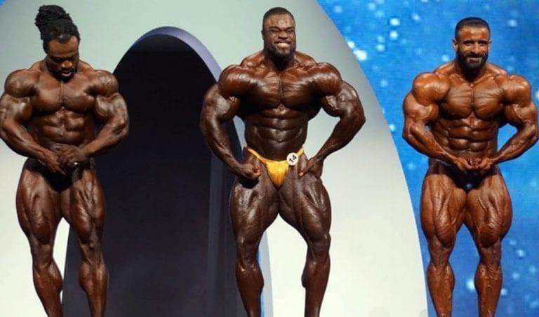2019 Mr. Olympia Men's Open Bodybuilding Results