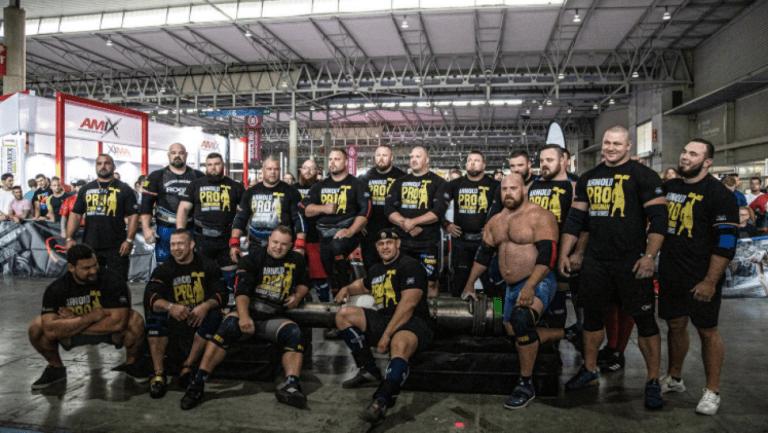 Mateusz Kieliszkowski Dominates In The 2019 Arnold Strongman Europe!