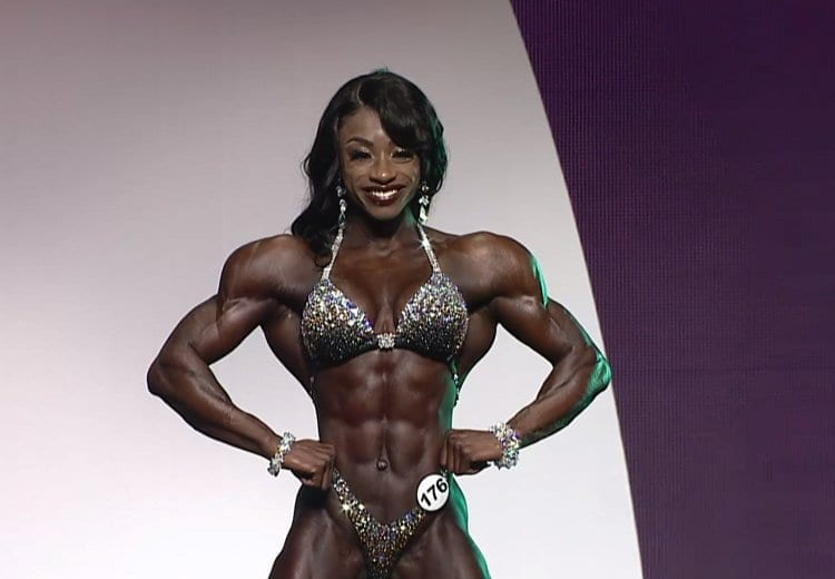2019 Mr. Olympia Women's Physique Results