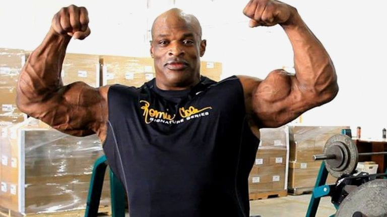 Work Out and Read: Ronnie Coleman Knows How to Survive The Quarantine