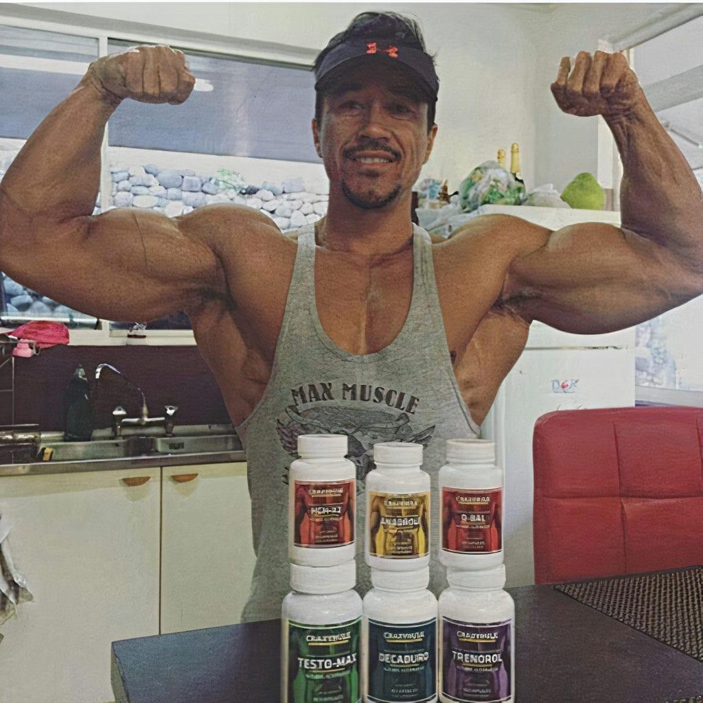 crazybulk weight loss steroids