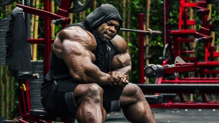 "Kai Says: ""Make Another Step!"". Kai Greene Shares Beautiful Inspirational Post!"