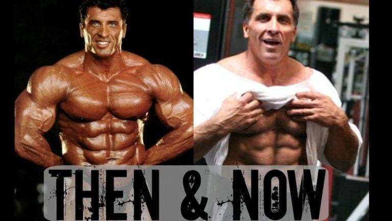 56 And Fabulous: Milos Sarcev Destroys Age Limits In Bodybuilding