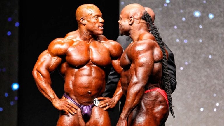 """Kai Greene Compared Himself With Phil Heath: """"All I Was Missing Was a Smile!"""""""