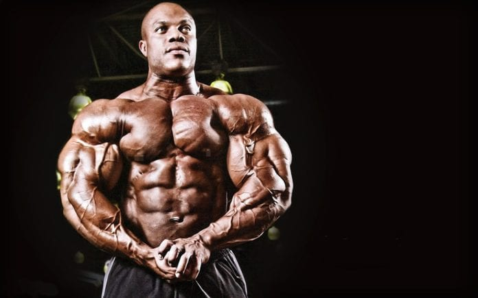 Phil Heath Mr Olympia Bodybuilder - Age, Photos, Wife, Workout, Diet [2020  Profile]