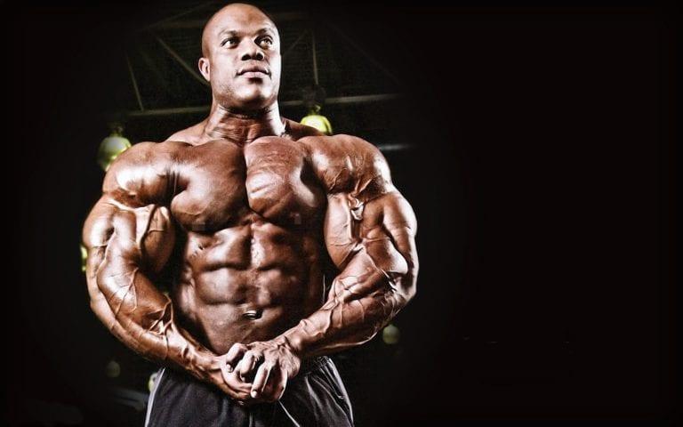 Phil Heath Mr Olympia Bodybuilder : Life Story Of a Legend
