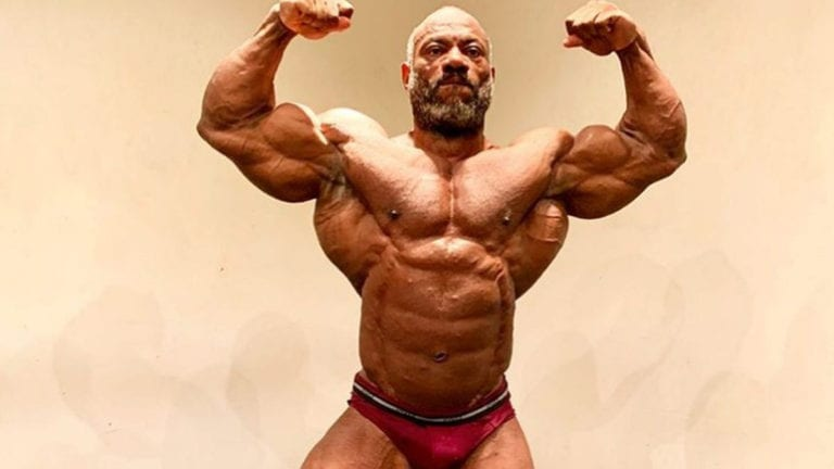 Forever Young: Dexter Jackson Looks Great In Recent Posing Show