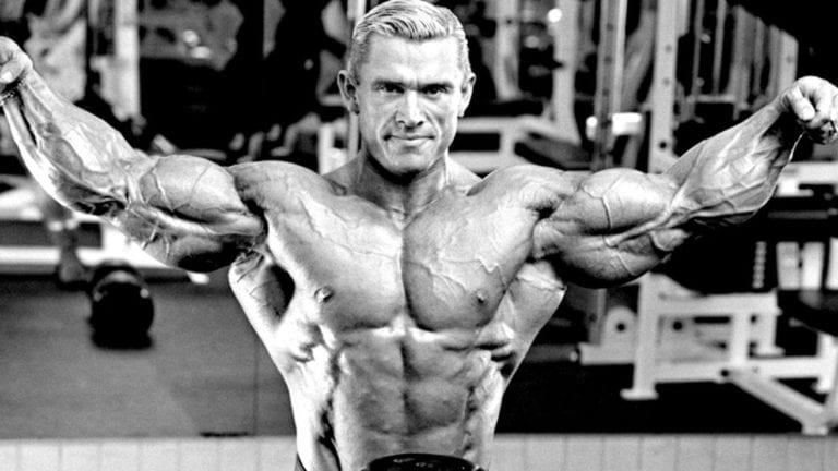 Lee Priest Bodybuilder