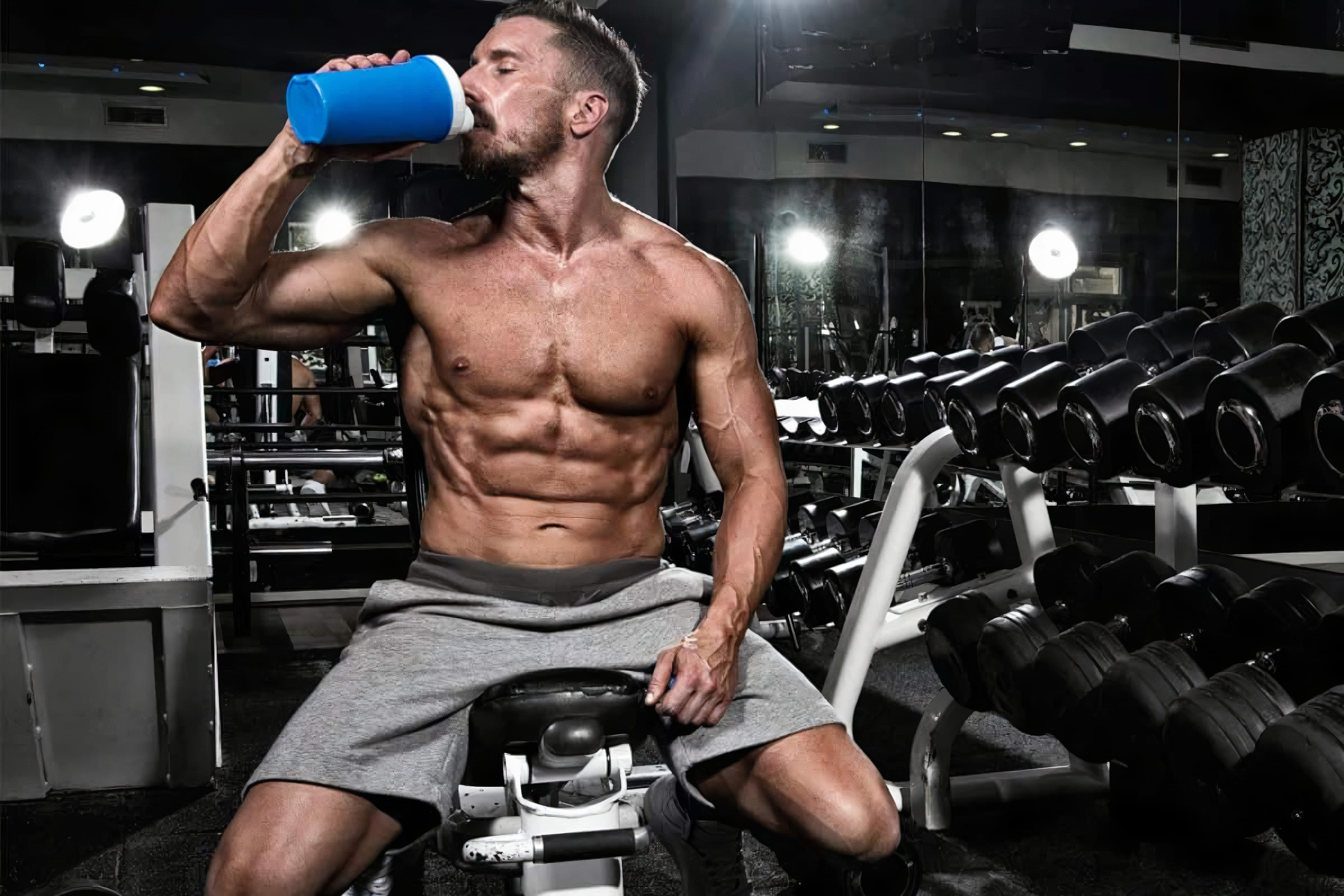 athlete prefering natural steroids