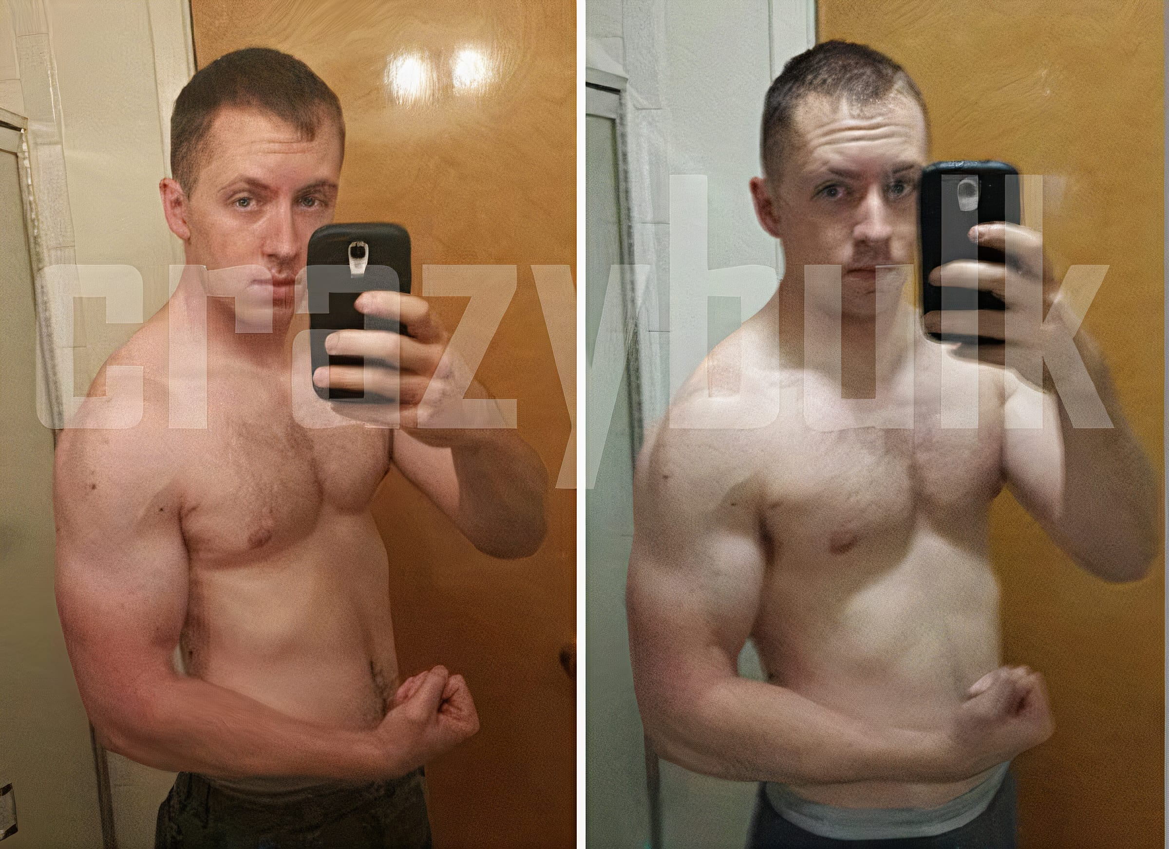 body before after natural steroid anadrol