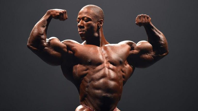 Shawn Rhoden Mr. Olympia Bodybuilder