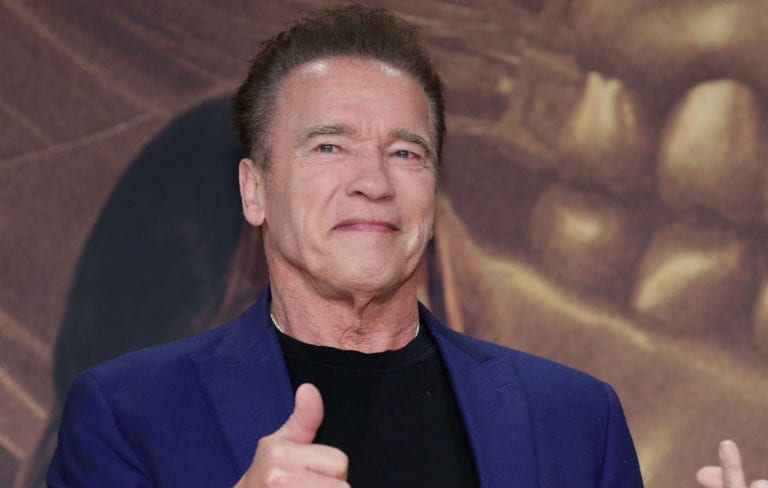 Train Like Granddad: Arnold Schwarzenegger Showed How to Stay Strong At 73!