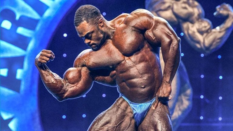Brandon Curry Looks Great Weeks Before Olympia: Will the Reigning King Be Dethroned?