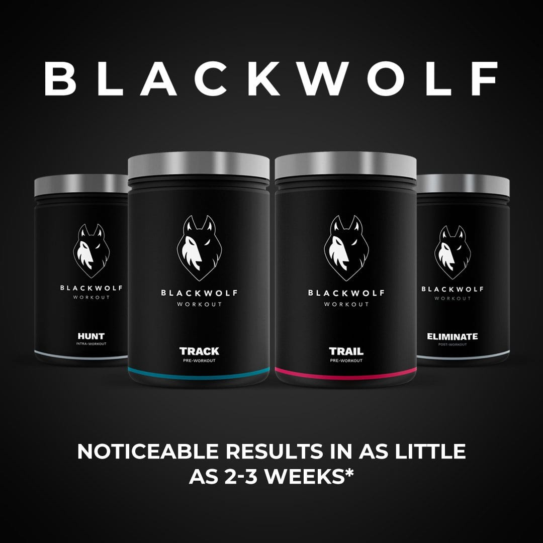 BlackWolf Pre-Workout Review
