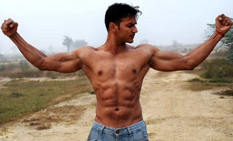 Building lean muscle mass