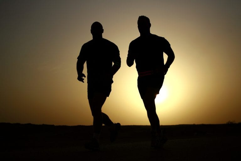 Does Jogging Build Muscle