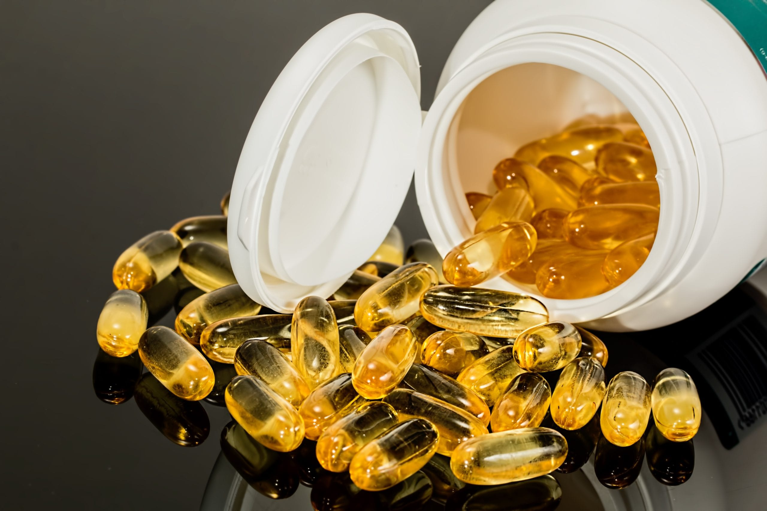 Fish Oil For Muscle Building