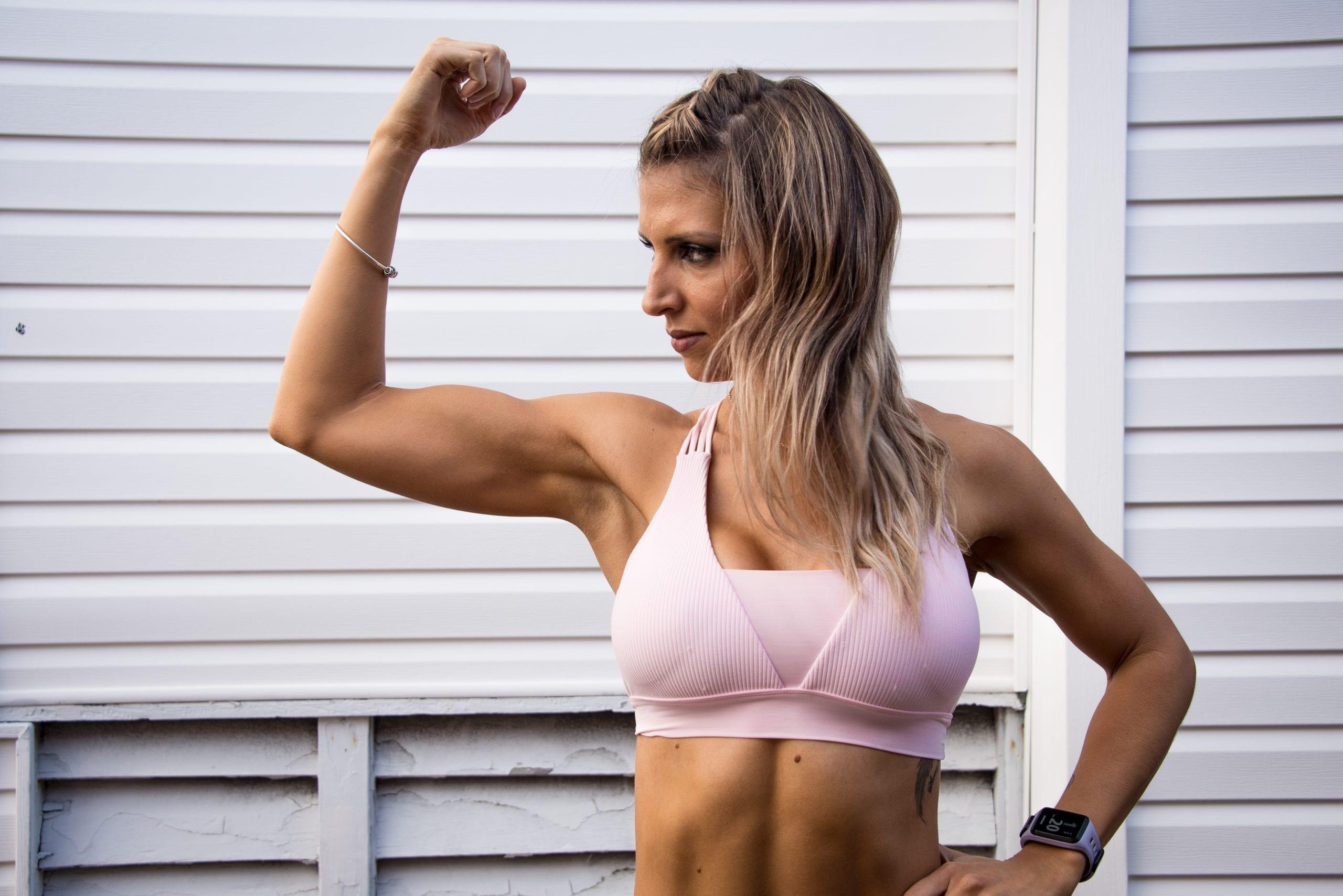 Women on Steroids