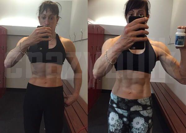 anvarol female results
