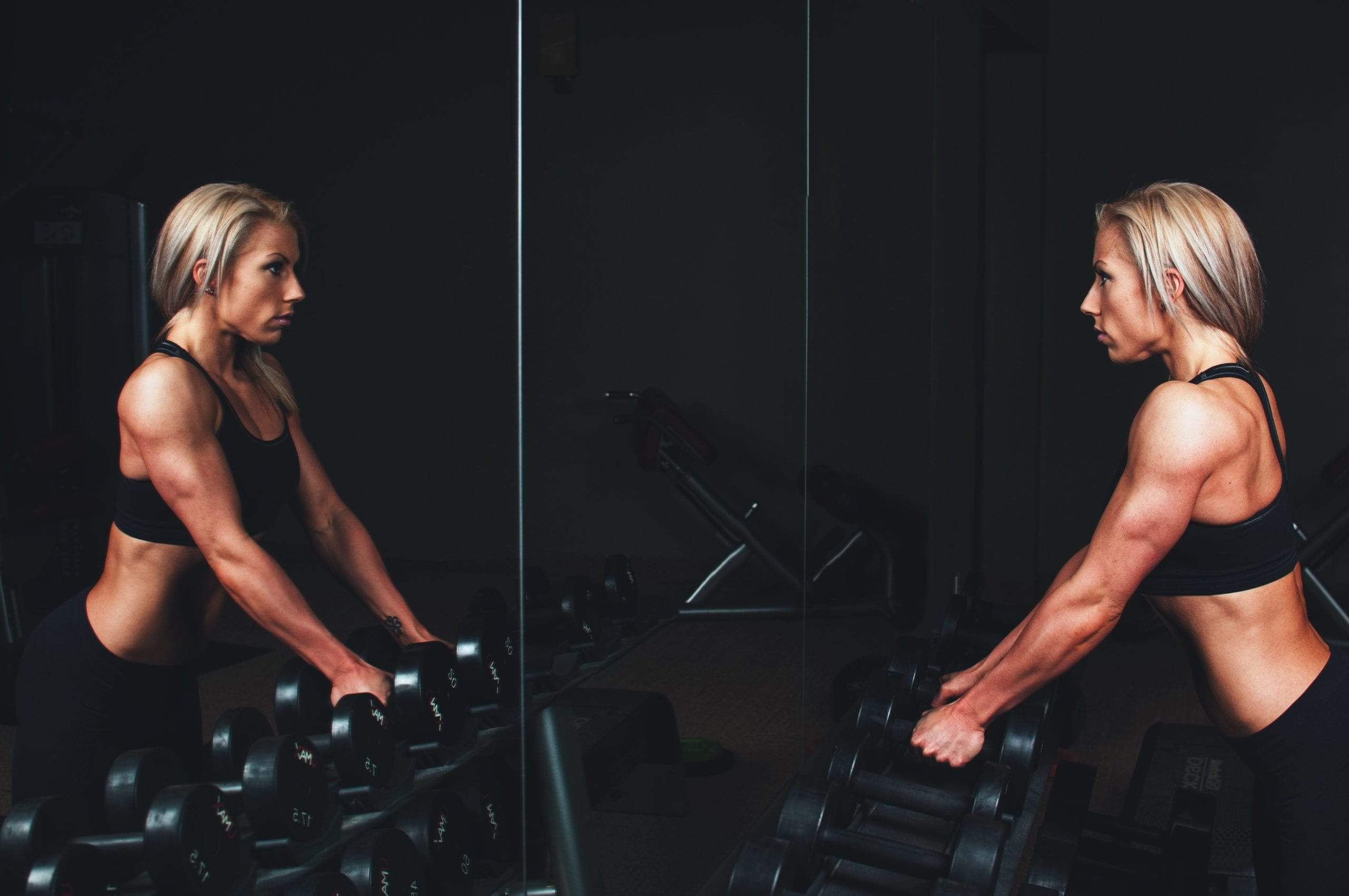 4 Simple Tips for Women Quick Muscle Building