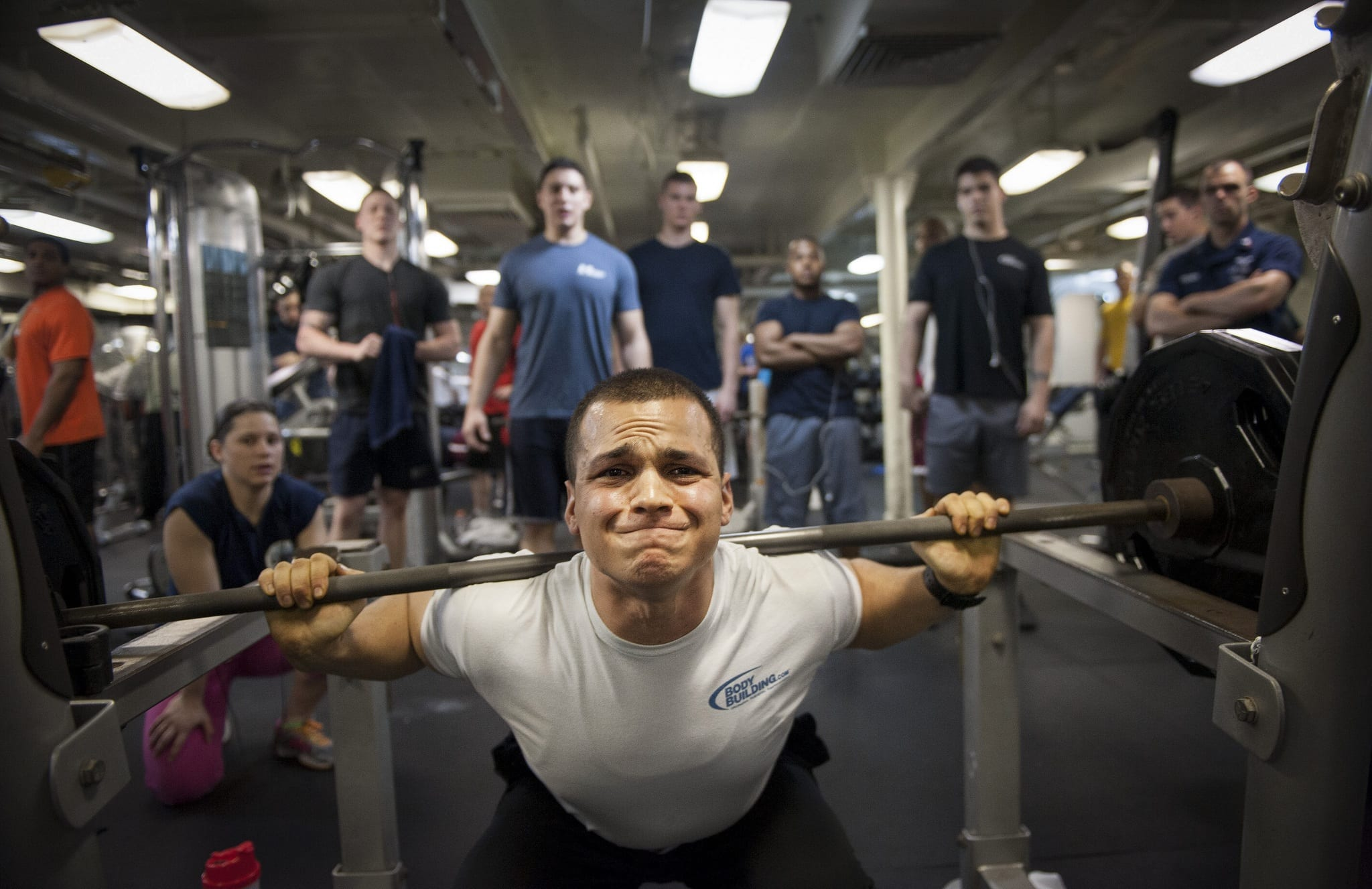 Bodybuilding Myths