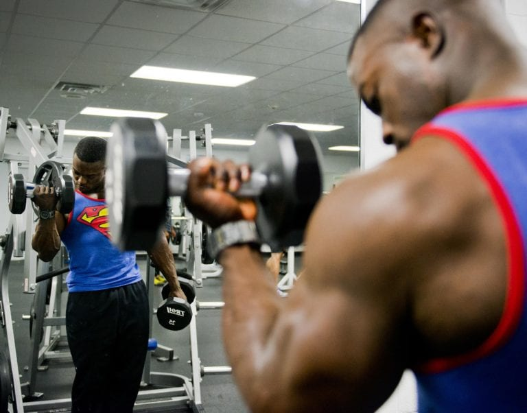 Build muscle after 50