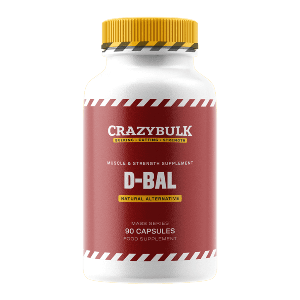 D-Bal Dianabol steroid alternative