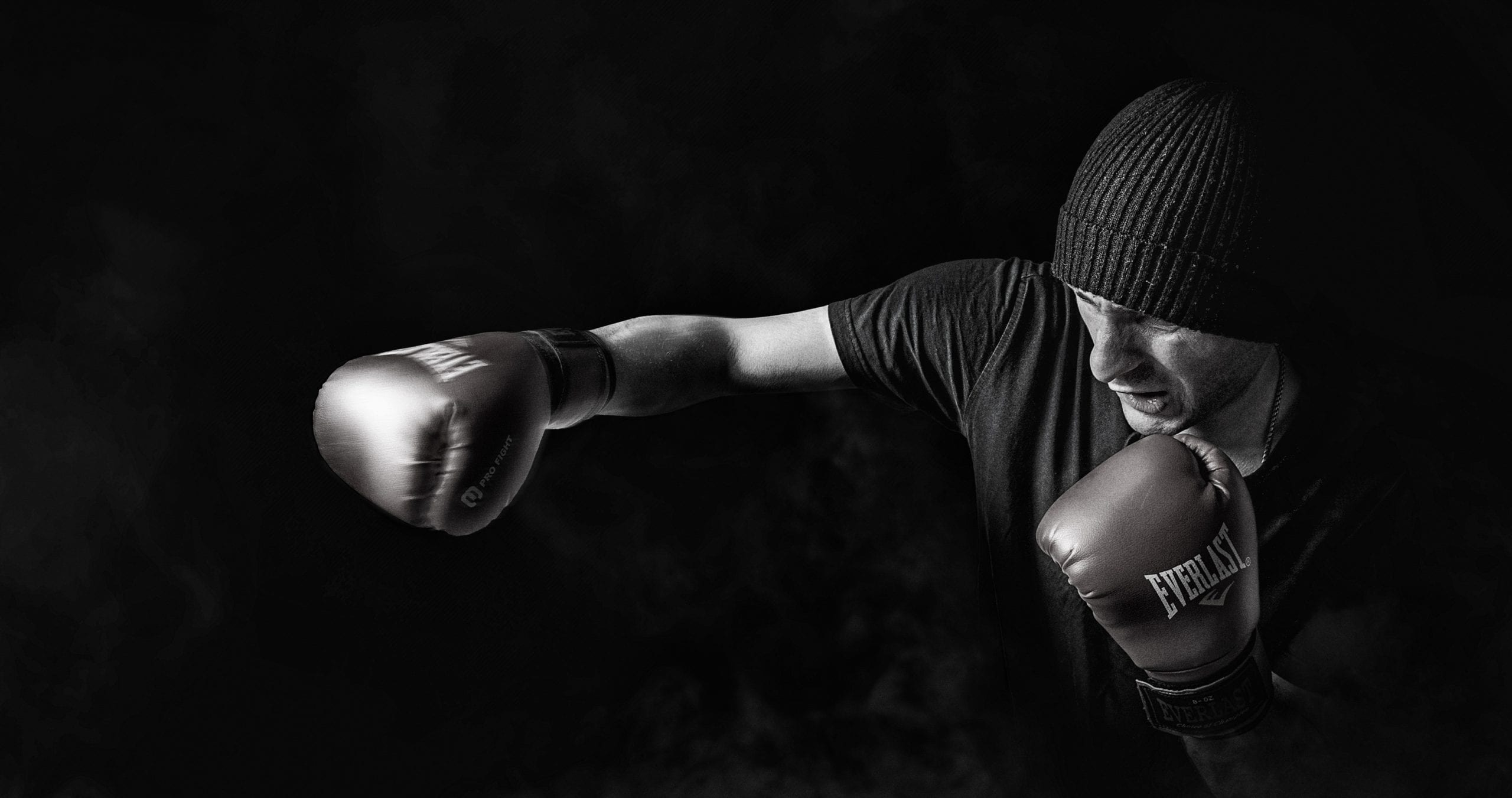 Does boxing build muscle