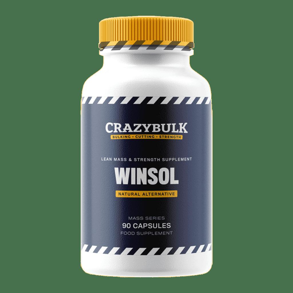 Winsol cutting steroid alternative