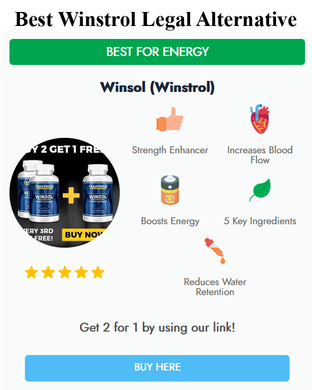 best winstrol legal alternative