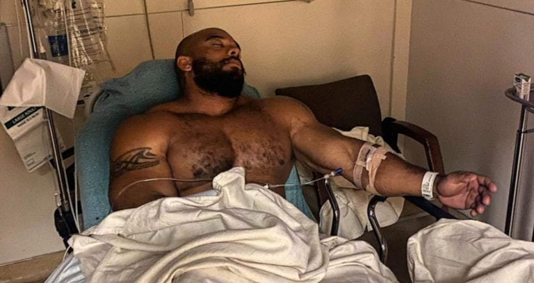 Sergio Oliva Jr. Hospitalized Due to Severe Pain