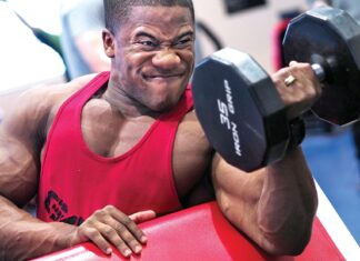 Special Ripped Muscle Package Supplement