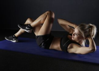 Tips on How to Get 6 Pack Abs at Home